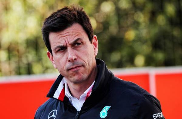 Toto Wolff: The intensity is still on