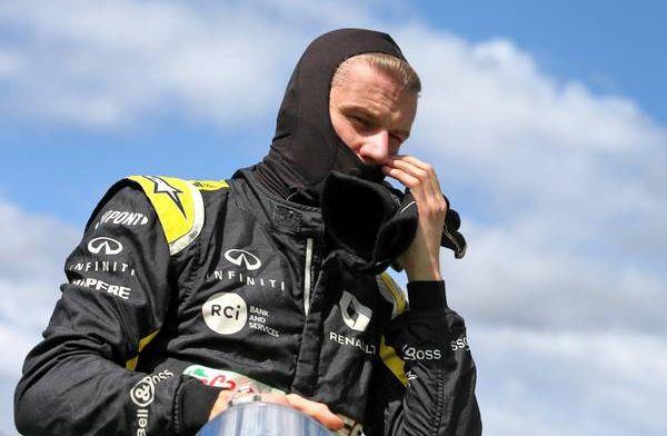 Hulkenberg krijgt een trap na van Renault: ''Hij is te negatief''
