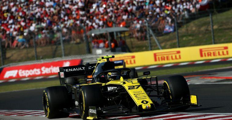 Ook Renault draait flink verlies in 2018 na flinke investeringen in Formule 1