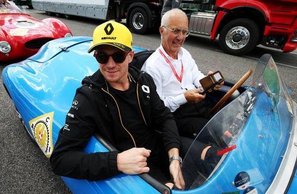 "Nico Hulkenberg: Renault's ""difficult season"" played part in Esteban Ocon change"