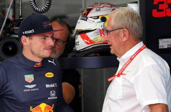 """Yamamoto grapt: """"Iedere Red Bull-coureur komt bij ons eten, behalve Verstappen"""""""