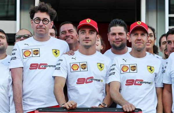 Ferrari doubtful of form going into next races