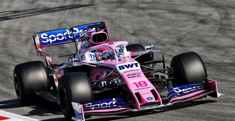 Renault en McLaren zijn gewaarschuwd: Racing Point komt met 'flinke' upgrade!