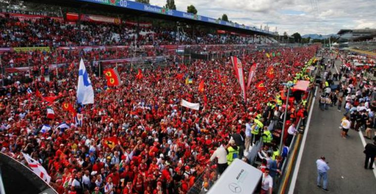 Could the Italian GP be on the move?
