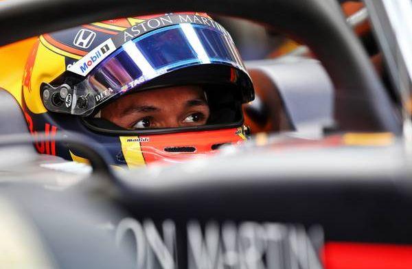 """Tost: """"Albon zal in 2020 niet terugkeren bij Toro Rosso"""""""