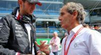 Afbeelding: Ocon ziet vooralsnog weinig kansen om kampioen te worden met Renault