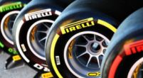 Image: Look: The new 18-inch Pirelli tyres on a Formula 1 car