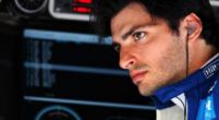 Image: Carlos Sainz has a go in Zak Brown's Aussie supercar!