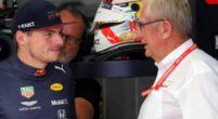"""Afbeelding: Yamamoto grapt: """"Iedere Red Bull-coureur komt bij ons eten, behalve Verstappen"""""""
