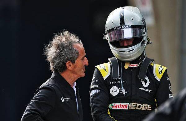 """Prost erkent dat tijd dringt voor Renault: """"Zonder prestaties, groeit de druk"""