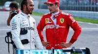 Image: Lewis Hamilton wants battle with Charles Leclerc to continue