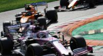 Afbeelding: Sergio Perez deelt trots zijn gevecht met Verstappen