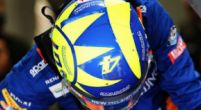 "Image: Watch: Valentino Rossi is ""very proud"" of Lando Norris' helmet in Monza!"