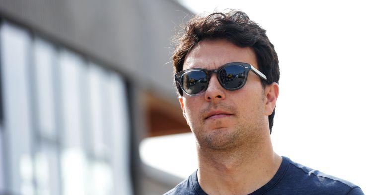 Waarom Perez voor Racing Point koos: Kans op plek bij Mercedes is er toch niet
