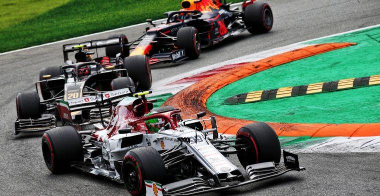 Alfa Romeo hoopt op spannend gevecht met Renault en McLaren in staart van 2019