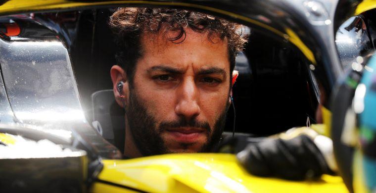 Ricciardo vergelijkt Red Bull en Renault: Zij hadden toch een soort arrogantie
