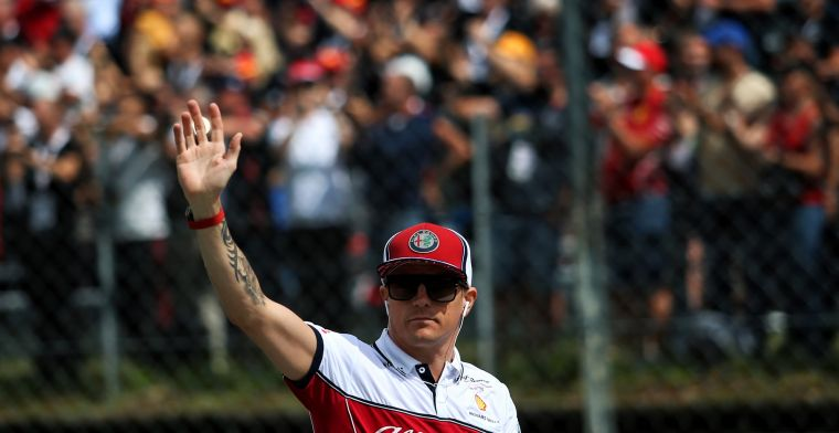 Kimi wil van zijn titel af: Laat iemand anders snel kampioen worden met Ferrari