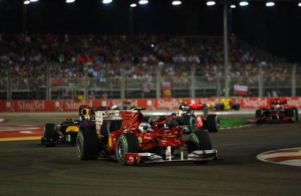 Grand Prix van Singapore 2010: Een vergeten parel?