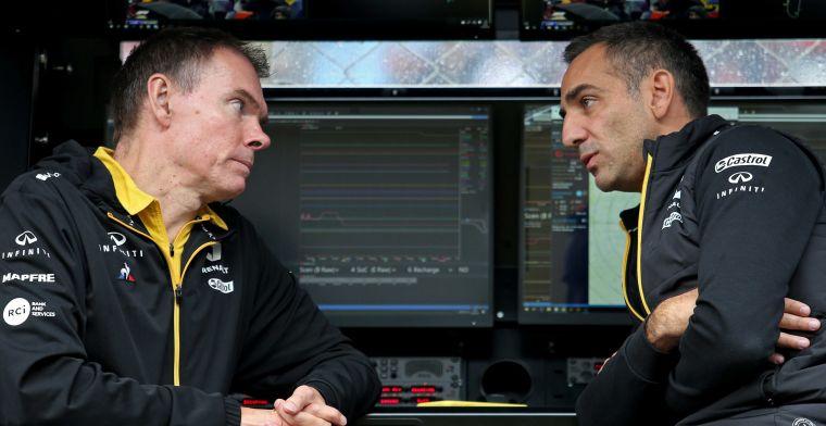 Renault passeerde Ocon ten faveure van Ricciardo vorig jaar: Geen spijt van
