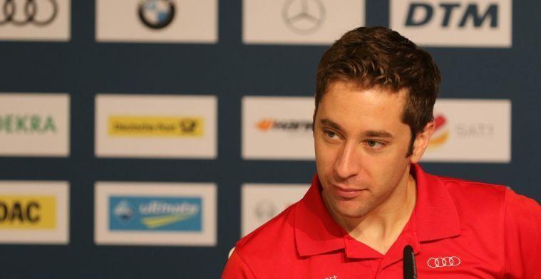 Robin Frijns ziet zijn Audi-collega kampioen worden