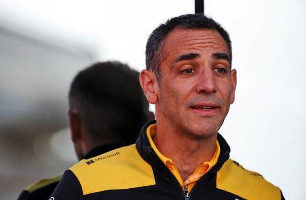 Abiteboul verrast met uitspraak: ''Wij hebben een beter pakket dan McLaren''