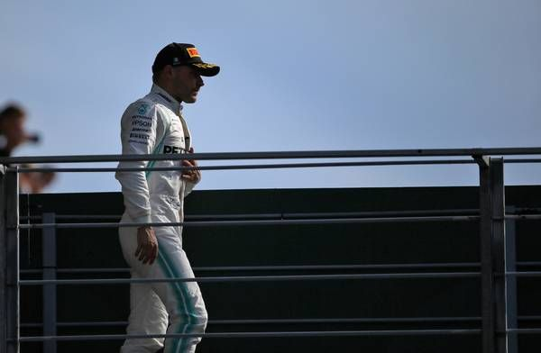 Valtteri Bottas performs better when his future in Formula 1 is secured
