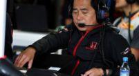 Image: Honda investigating oil leak that ended Kvyat's Italian GP