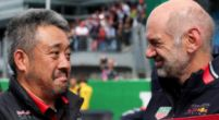 "Image: Honda and Red Bull focus on starting issue: ""Must solve that together"""