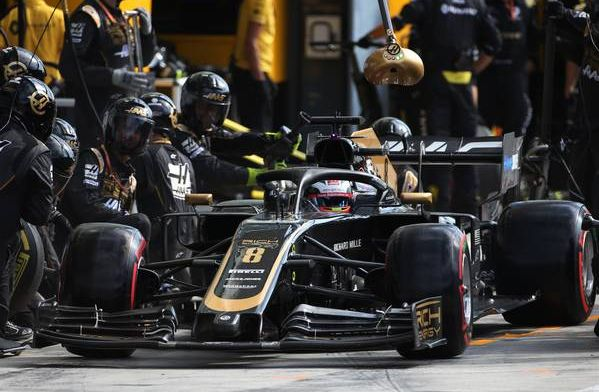 "Racing at night ""adds a lot to the show"" says Guenther Steiner"