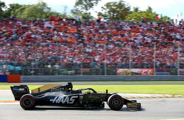 Haas to continue with black and gold livery for the rest of 2019