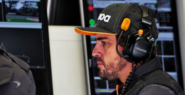 Costa vergelijkt kampioenen waarmee hij werkte: Zat niet op één lijn met Alonso