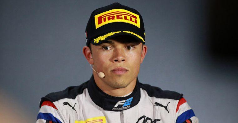 """Van de Grint: """"Een Formule 2-kampioen verdient een stoeltje in de Formule 1"""""""