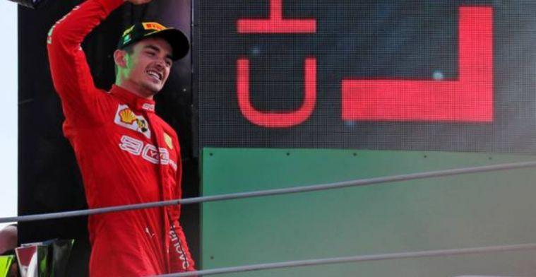 Todt full of praise for leader Leclerc!