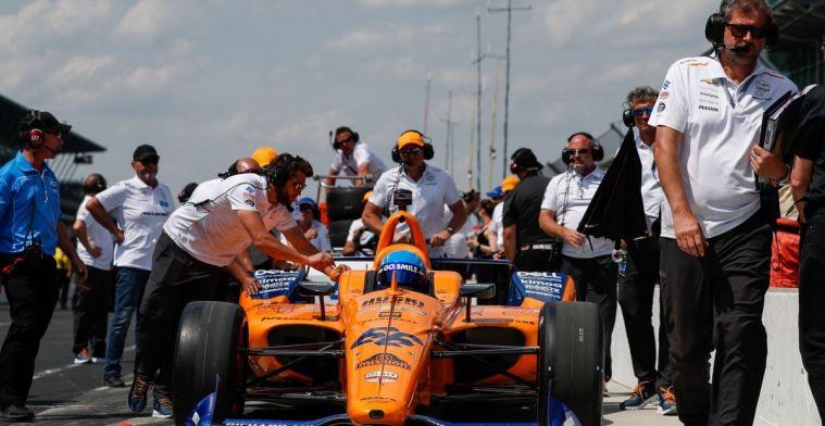 Pagenaud: Alonso heeft heel seizoen IndyCar nodig om kans te maken bij Indy 500