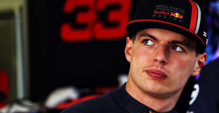 Verstappen verwacht geen herhaling van Q3-drama dit seizoen op andere circuits