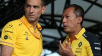 "Image: Cyril Abiteboul believes it's ""doable"" for Renault to beat McLaren in 2019"