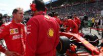 """Afbeelding: Vettel niet verbaast over prestaties Leclerc  """"Wij kennen hem al langer"""""""