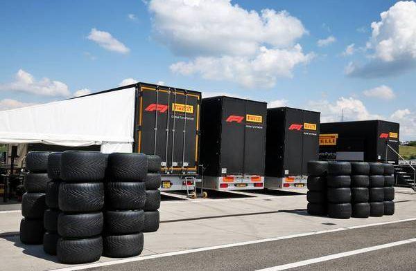 Pirelli announce tyre choice for Russian Grand Prix
