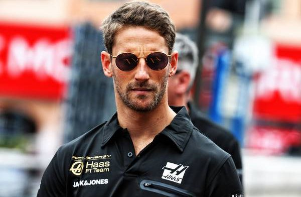 Romain Grosjean: It's almost easier to drive in the dark