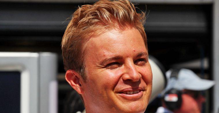 Rosberg grapt: Als Vettel tegen schorsing aanloopt, vervang ik hem wel