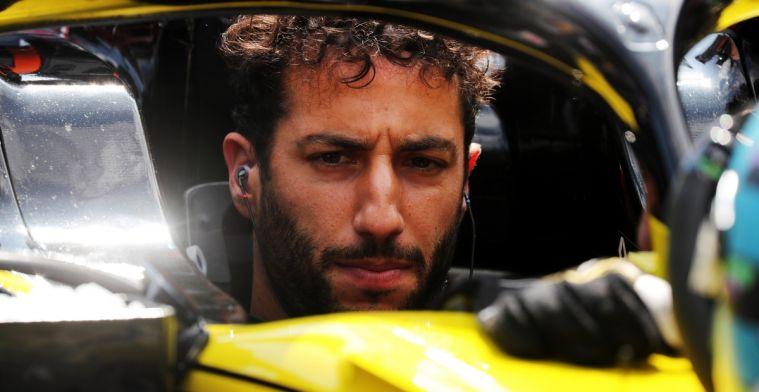Ricciardo heeft 'flinke verbeteringen' nodig als hij bij Renault wil blijven