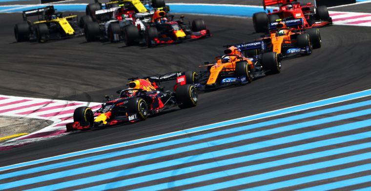 """Sainz: """"Ik weet hoe goed Verstappen is, van Leclerc weet ik het niet"""""""