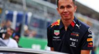 "Image: Albon ""never raced anywhere quite like"" Singapore before"
