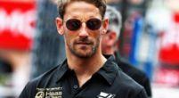 "Image: Romain Grosjean: ""It's almost easier to drive in the dark"""
