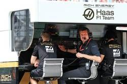 Guenther Steiner admits that Haas have made no progress this season
