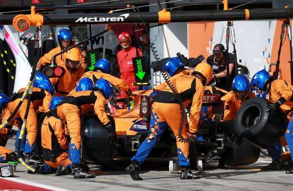 McLaren: Fight for P4 won't affect 2020 development plans