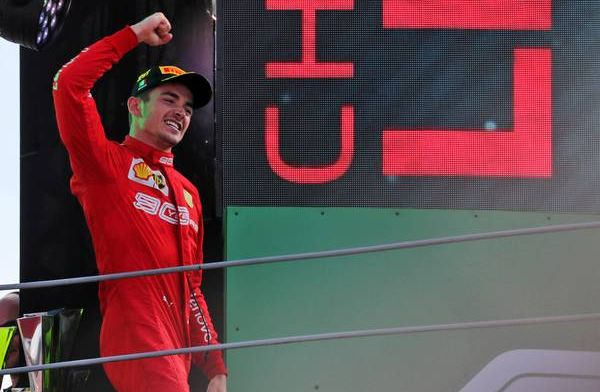Leclerc admits that Singapore is always a special place to go