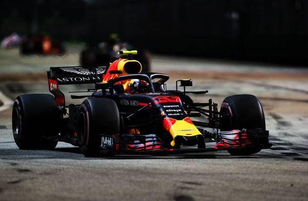 De Grand Prix van Singapore telt dit jaar drie DRS-zones
