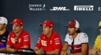 Afbeelding: Deze heren schuiven aan bij persconferentie voor de Grand Prix van Singapore