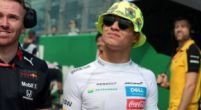 """Image: Lando Norris raced """"on two wheels before four""""- The opposite to Valentino Rossi"""